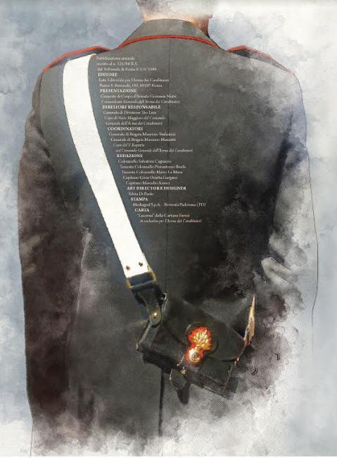 Calendario Storico Carabinieri 2020.Carabinieri Presentato Il Calendario Storico Dell Arma