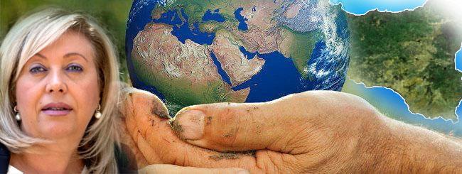 L'On. Luisa Lantieri: una legge per proteggere la Sicilia dagli effetti dei cambiamenti climatici