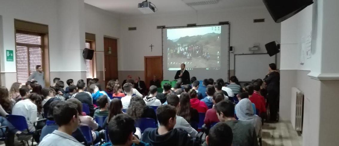 """Troina – Comune e Lgambiente """"a scuola di differenziata"""""""