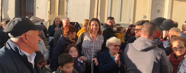 """A Valguarnera la gita per gli anziani a Malvagna. Draià: """"vederli sereni e contenti mi ha reso felice"""""""