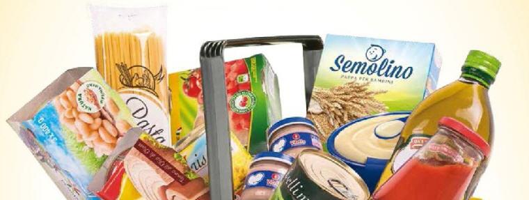 Enna – Raccolta alimentare dell'associazione GentediDomani in favore della parrocchia di Sant'Anna