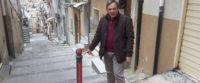"""Piazza Armerina – Il comitato Casalotto :""""la via Carmine spogliata del prezioso basolato in pietra lavica"""""""