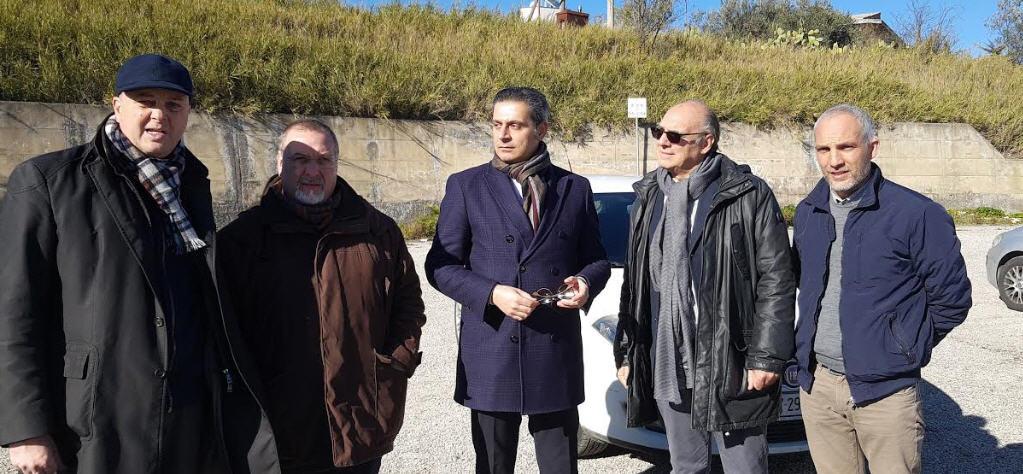 Zona Artigiana di Enna:  positivo l'incontro CNA Enna con gli Assessori Ferrari e Scillia