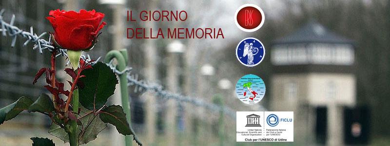 Il giorno della memoria: l'Istituto professionale Eris in collaborazione con Fidapa, Aiparc e Club Unesco ricorda la Shoah