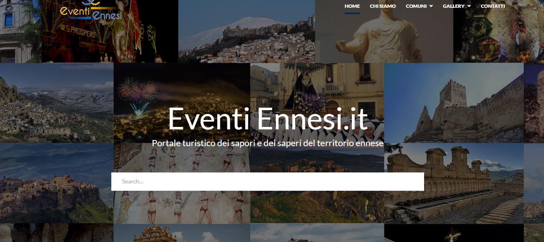 On line nuovo sito di eventi e turismo sulla provincia di Enna