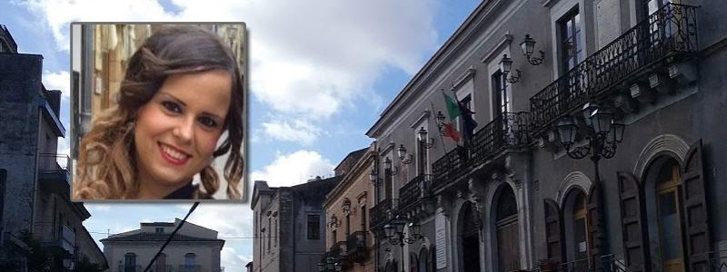 Valguarnera – Il consigliere comunale Sara Pecora aderisce all' Udc
