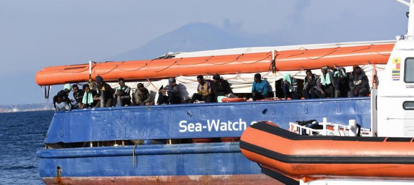 Associazione Don Bosco 2000: pronti ad accogliere i minori della  Sea Watch 3