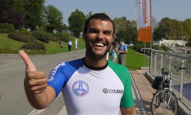 Tutto pronto per l'arrivo a Enna del pluricampione paralimpico Daniele Cassioli