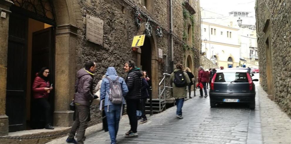 Quaranta guide turistiche in visita a Piazza Armerina per scoprire monumenti e opere d'arte