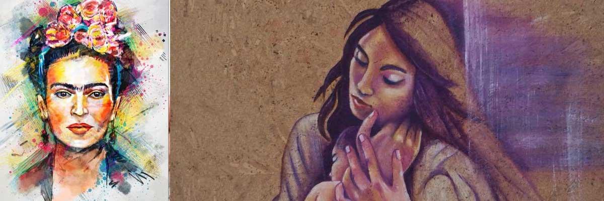Piazza armerina, alla Galleria d'Arte Triskelion le opere di Rina Menzo. Oggi l'inaugurazione