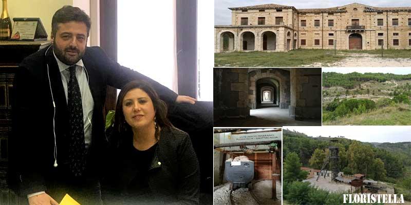 Il sindaco di Piazza Armerina e quello di Valguarnera si incontrano per parlare della miniera di Floristella.