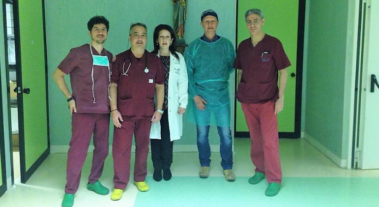 Espianto multiorgano all'ospedale di Enna. Prelevati fegato, reni e cornee