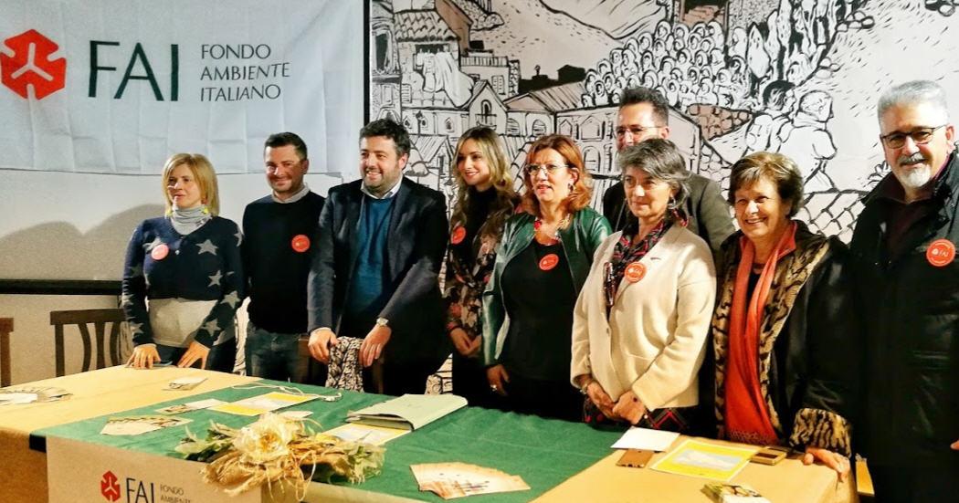 [VIDEO] Dalla presidente Chiara Fauzia presentato a Piazza Armerina il Gruppo Fai