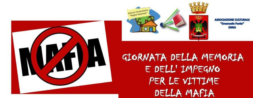Per la giornata in ricordo delle vittime della mafia a Enna Giulio Francese presidente dell'Ordine dei giornalisti di Sicilia