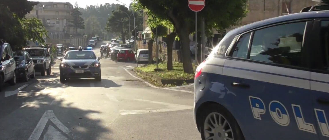 Piazza Armerina – Arrestato dalla Polizia pluripregiudicato di Barrafranca