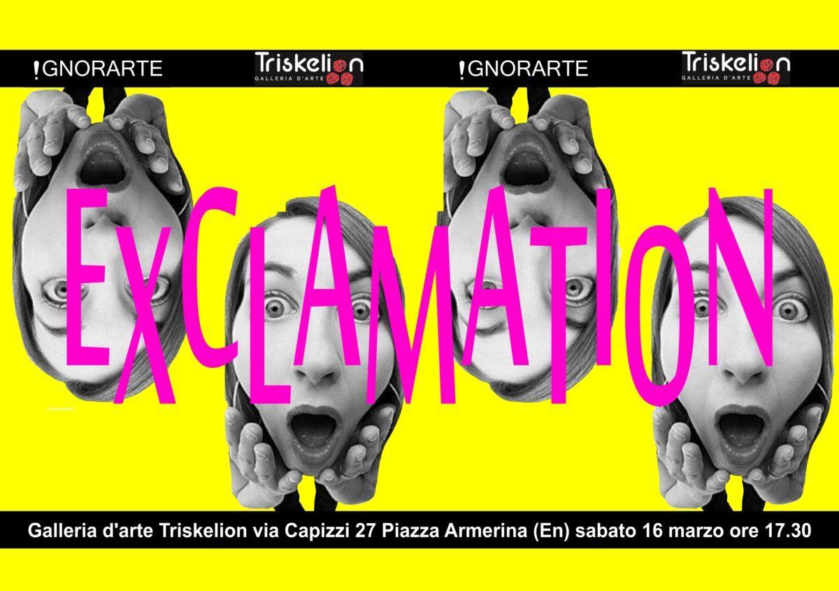 Alla galleria Triskelion di Piazza Armerina Ignorarte inaugura il 2019 con un nuovo format.