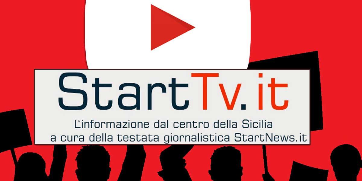 StartTv – La web tv della Sicilia centrale
