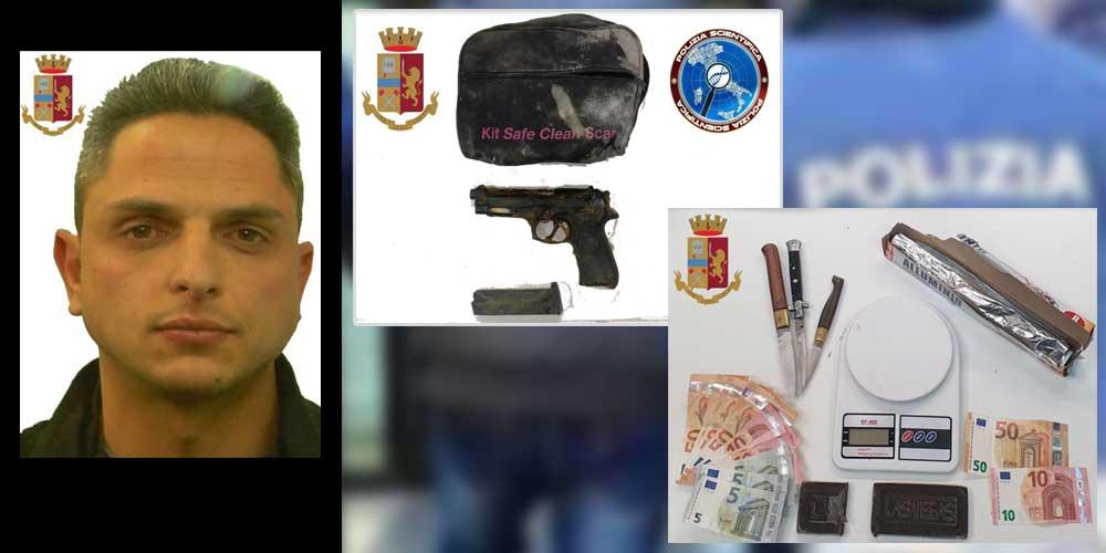 Leonforte – Pregiudicato arrestato due volte in meno di ventiquattro ore