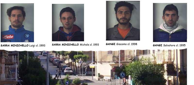 Villarosa – Operazione antidroga dei carabinieri