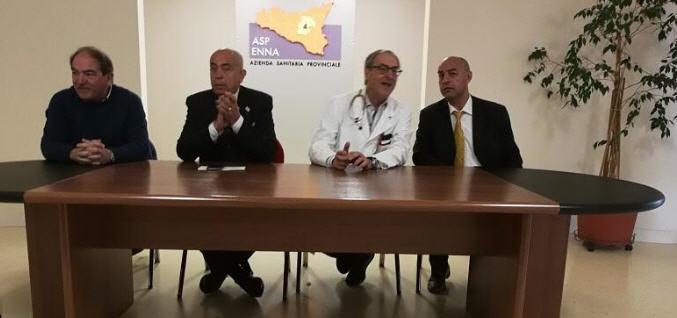 ASP Enna. Presentata  la Cartella Clinica Elettronica