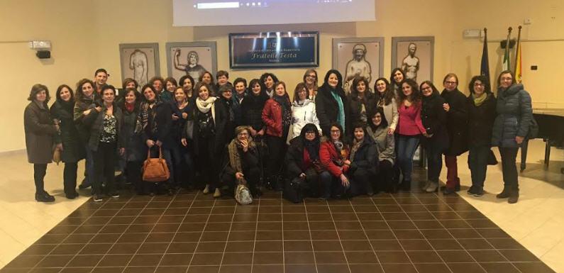 ASP Enna.  Formazione ai docenti di Nicosia: concluso il corso.