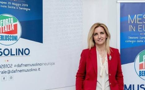 Elezioni Europee: Dafne Musolino il 4 maggio a Enna