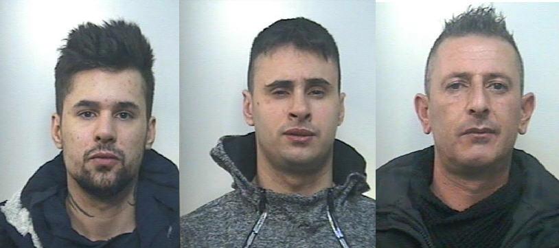 Minacce per la famiglia dell'ex. Cinque arresti a Pietraperzia. In manette un'intera famiglia