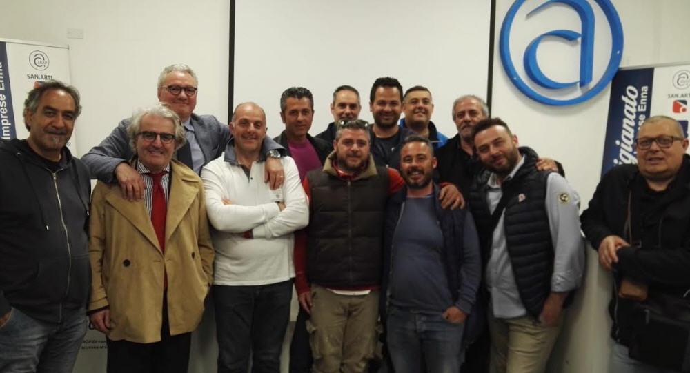 Piepaolo Tirrito eletto presidente intercomunale di Confartigianato