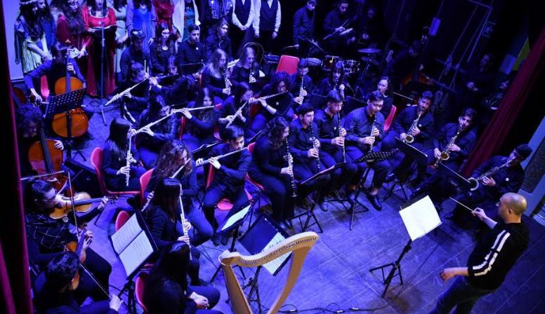 Domani 300 giovani musicisti al teatro Garibaldi di Enna