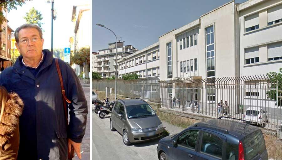 Lo scandalo del Commerciale: assolto con formula piena l'ex dirigente scolastico Giovanni Scollo
