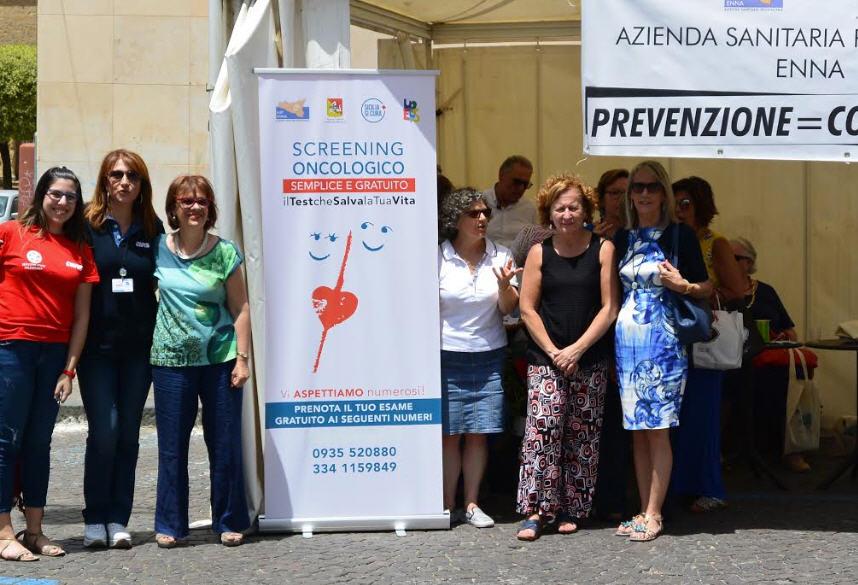 ASP – Prevenzione dei tumori e sensibilizzazione sulla  donazione di sangue e organi