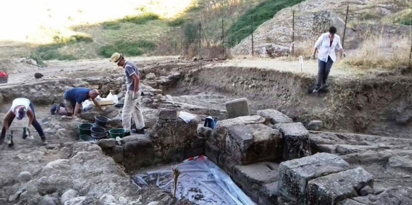 Troina – Avviata la terza campagna di scavo archeologico dell'università di messina