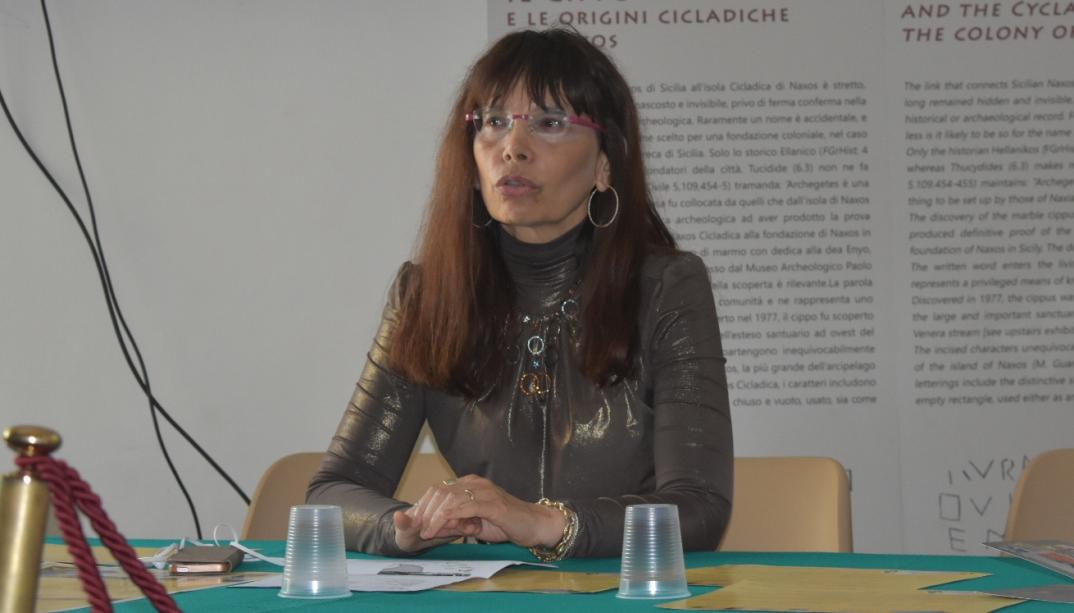 Una nuova direttrice per il Parco Villa Romana del Casale-Morgantina