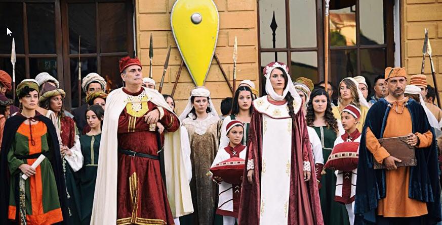 Arabi e Normanni, il primo atto di tolleranza della storiasiciliana: è partita la 46esima edizione del Palio