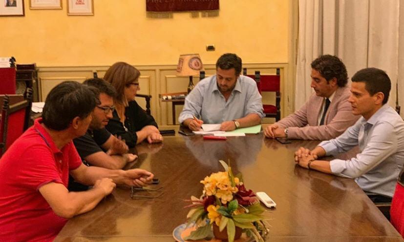"""Piazza Armerina – il sindaco Nino Cammarata: """"approvato il piano di riequilibrio. Possibile evitare il dissesto"""""""