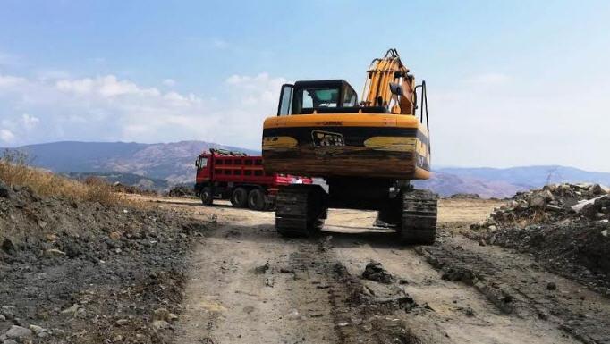 Troina – Avviati i lavori di bonifica della discarica comunale