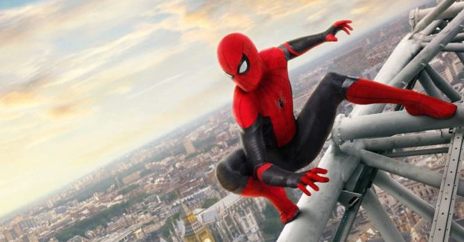Piazza Armerina, al Cine-teatro Garibaldi  il film Spider-Man: Far From Home
