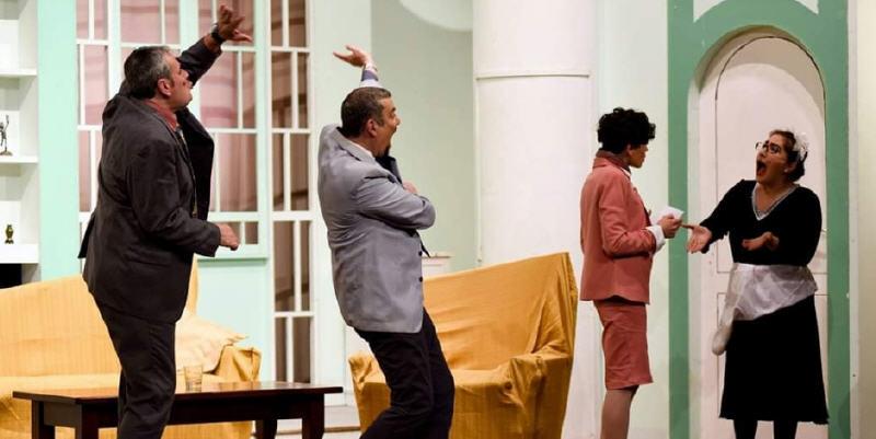 Piazza Armerina – Nuova stagione teatrale per il Sipario di Turi e Federica Amore
