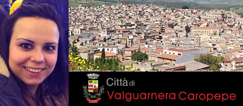"""Valguarnera. Il nuovo assessore Sara Pecora: """"Ringrazio il sindaco Draià. Una grande emozione e motivo d'orgoglio"""""""
