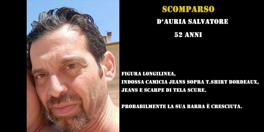 Aiutateci a trovarlo: scomparso un uomo di 52 anni originario di Caltanissetta. Potrebbe aver preso il pullman per Piazza Armerina