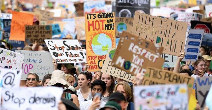 Il 27 anche a Piazza Armerina studenti in piazza per chiedere interventi contro i cambiamenti climatici