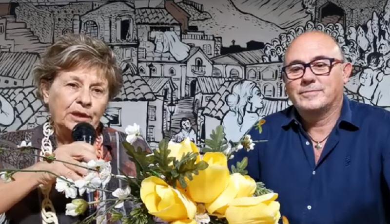 Lotteria del Palio – Il secondo premio, vinto dai titolari della Farmacia Lo Re Orberto, donato all'ospedale Chiello