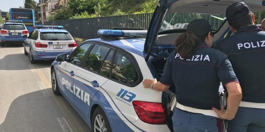 """Più controlli della Polizia Stradale di Enna con """"EDWARD""""."""