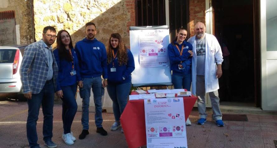 Giornate per la prevenzione in provincia in collaborazione con l'AVIS, prossimo appuntamento nella città di Capizzi