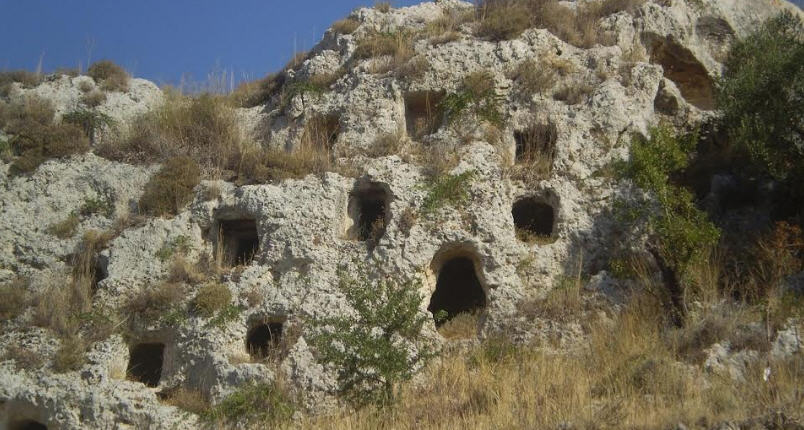 Caltagirone – Ricognizioni archeologiche al Colle Sant'Ippolito