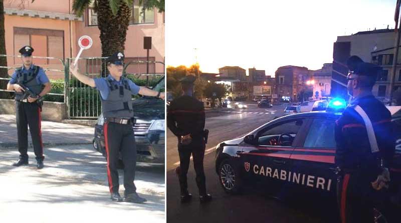 Carabiniere fuori servizio fa arrestare un uomo evaso dagli arresti domiciliari