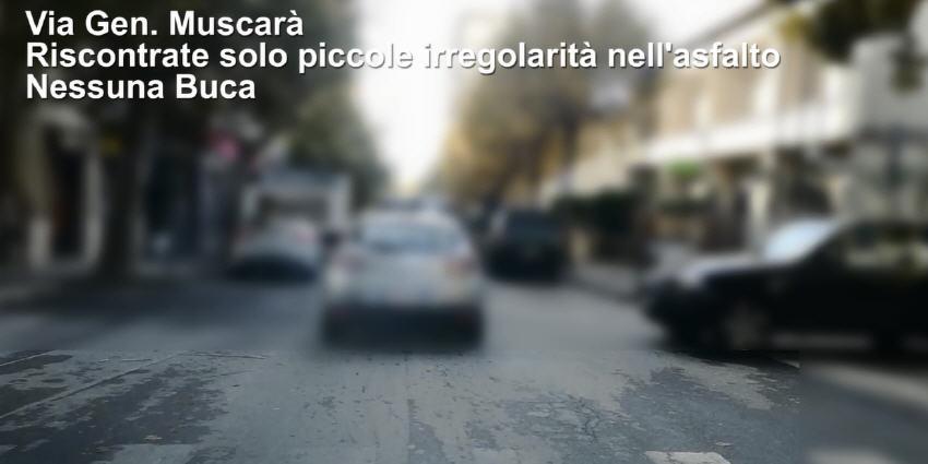 """[VIDEO] Piazza Armerina – Scrivono su FB """"Strade piene di buche"""", l'occasione per un controllo dei fatti."""