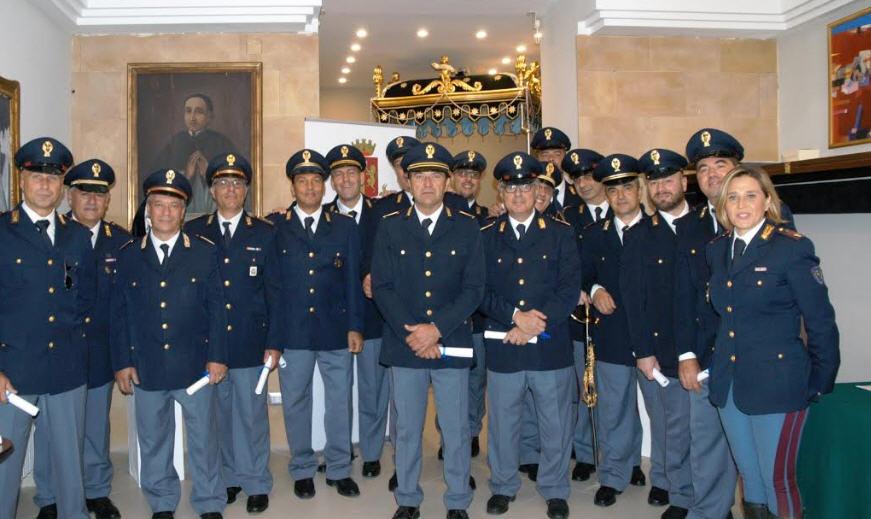 Enna – Ricorrenza San Michele Arcangelo Patrono della Polizia di Stato.