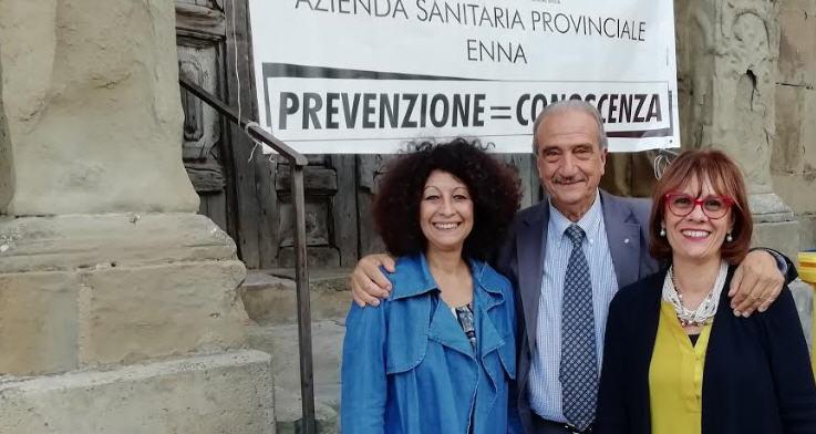 ASP Enna- Informazione e prevenzione alla Sagra del Tartufo nella città di Capizzi