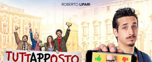 """Da 3 ottobre al cine teatro Garibaldi di Piazza Armerina il film """"Tuttapposto"""""""